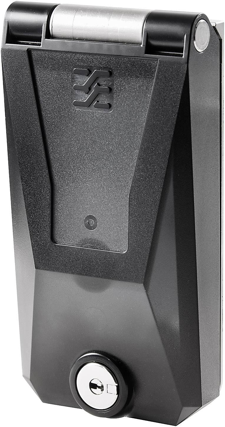 FrontCom® Vario rám, plastový kryt, uzamykatelný s klíčem IE-FC-SFP-KEY Weidmüller Množství: 1 ks