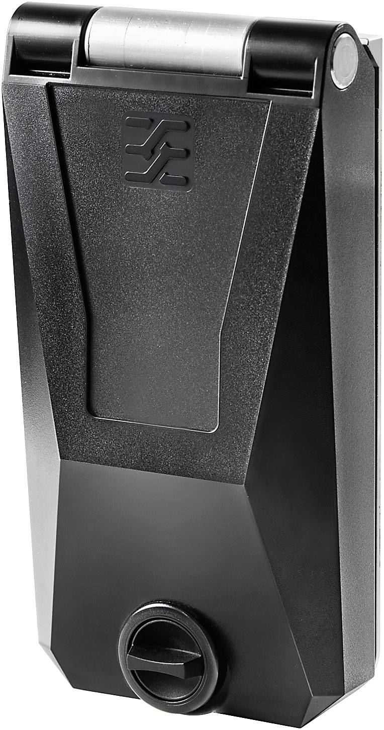 FrontCom® Vario rám, kovový kryt IE-FC-SFM-KNOB Weidmüller Množství: 1 ks