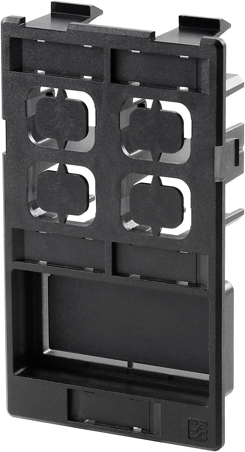 FrontCom® Vario použití desky, nestíněný, 4x, 1x Power IE-FC-IP-PWS/4ST Weidmüller Množství: 1 ks