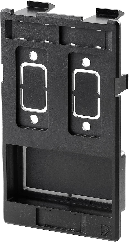 FrontCom® Vario použití desky, nestíněný, 1x Power, 2 x data IE-FC-IP-PWS/2D9 Weidmüller Množství: 1 ks