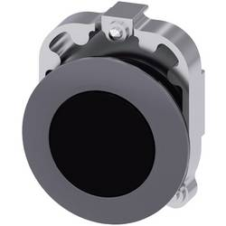 Tlačítko Siemens SIRIUS ACT 3SU1060-0JA10-0AA0, stisknutí, černá, 1 ks