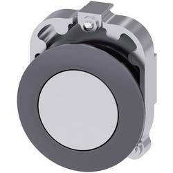 Tlačítko Siemens SIRIUS ACT 3SU1060-0JA60-0AA0, stisknutí, bílá, 1 ks