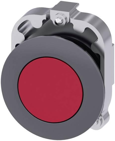 Tlačítko Siemens SIRIUS ACT 3SU1060-0JB20-0AA0, červená, 1 ks