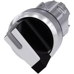 Kloubový spínač Siemens SIRIUS ACT 3SU1052-2BF60-0AA0, 1 x 90 °, černá, bílá, 1 ks