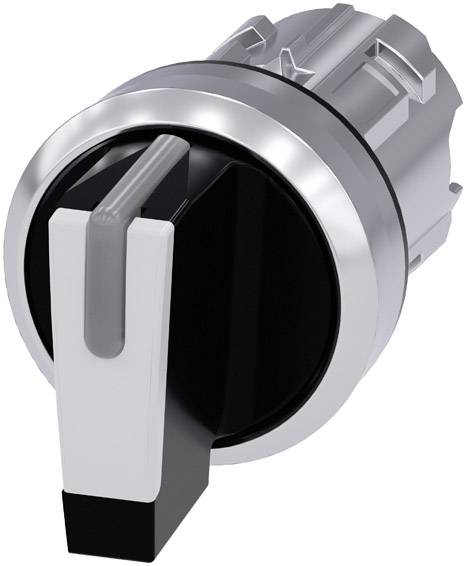 Kloubový spínač Siemens SIRIUS ACT 3SU1052-2BM60-0AA0, 2 x 45 °, černá, bílá, 1 ks