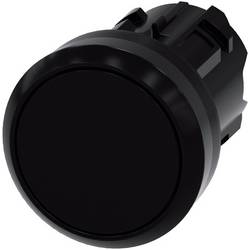 Tlačidlový spínač Siemens SIRIUS ACT 3SU1000-0AA10-0AA0, čierna, 1 ks