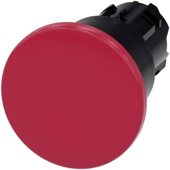 Kulové tlačítko Siemens SIRIUS ACT 3SU1000-1BA20-0AA0, uvolnění, červená, 1 ks
