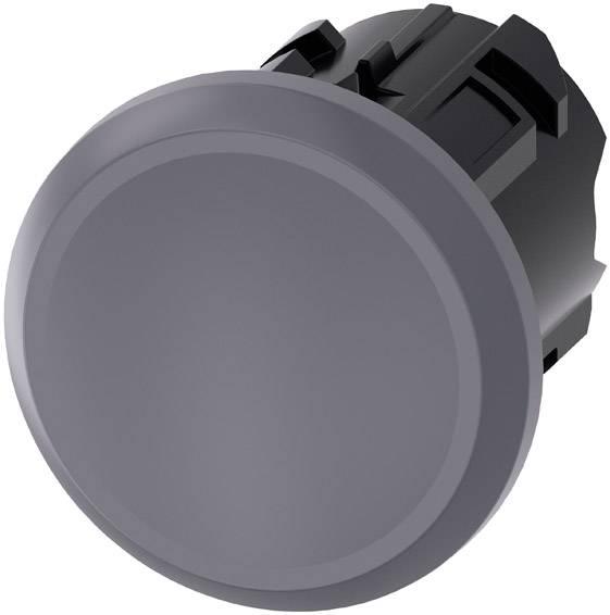 Záslepka Siemens SIRIUS ACT 3SU1930-0FA80-0AA0 3SU1930-0FA80-0AA0, (Ø) 29.5 mm, stříbrná, 1 ks
