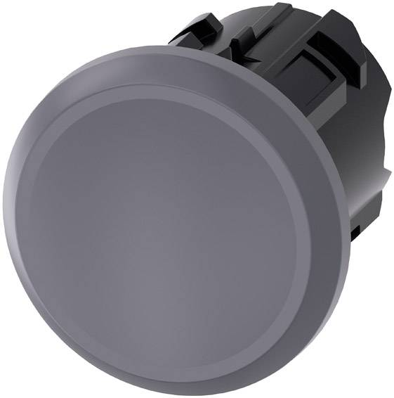 Záslepka Siemens SIRIUS ACT 3SU1930-0FA80-0AA0 3SU1930-0FA80-0AA0, (Ø) 29.5 mm, strieborná, 1 ks