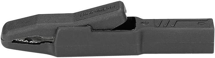 Meracia krokosvorka Hirschmann AK 2 B, čierna