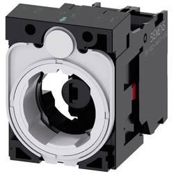 Spínacie kontaktné teleso, LED element s adaptérom Siemens SIRIUS ACT 3SU1501-1AG20-1CA0, 1 rozpínací, červená, 24 V DC/AC, 1 ks