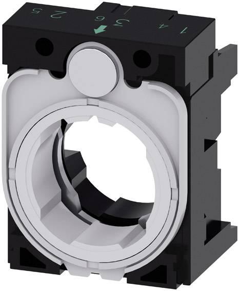 Siemens SIRIUS ACT 3SU1500-0AA10-0AA0 3SU1500-0AA10-0AA0, (š x v) 30 mm x 40 mm, sivá, čierna, 1 ks