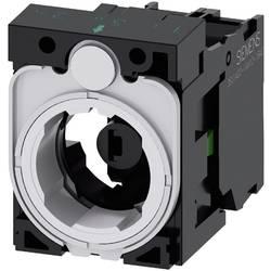 Spínacie kontaktné teleso, LED element s adaptérom Siemens SIRIUS ACT 3SU1501-1AG40-1BA0, 1 spínací, zelená, 24 V DC/AC, 1 ks