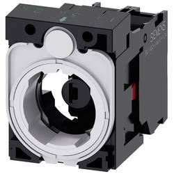 Spínacie kontaktné teleso, LED element s adaptérom Siemens SIRIUS ACT 3SU1501-1AG40-1CA0, 1 rozpínací, zelená, 24 V DC/AC, 1 ks