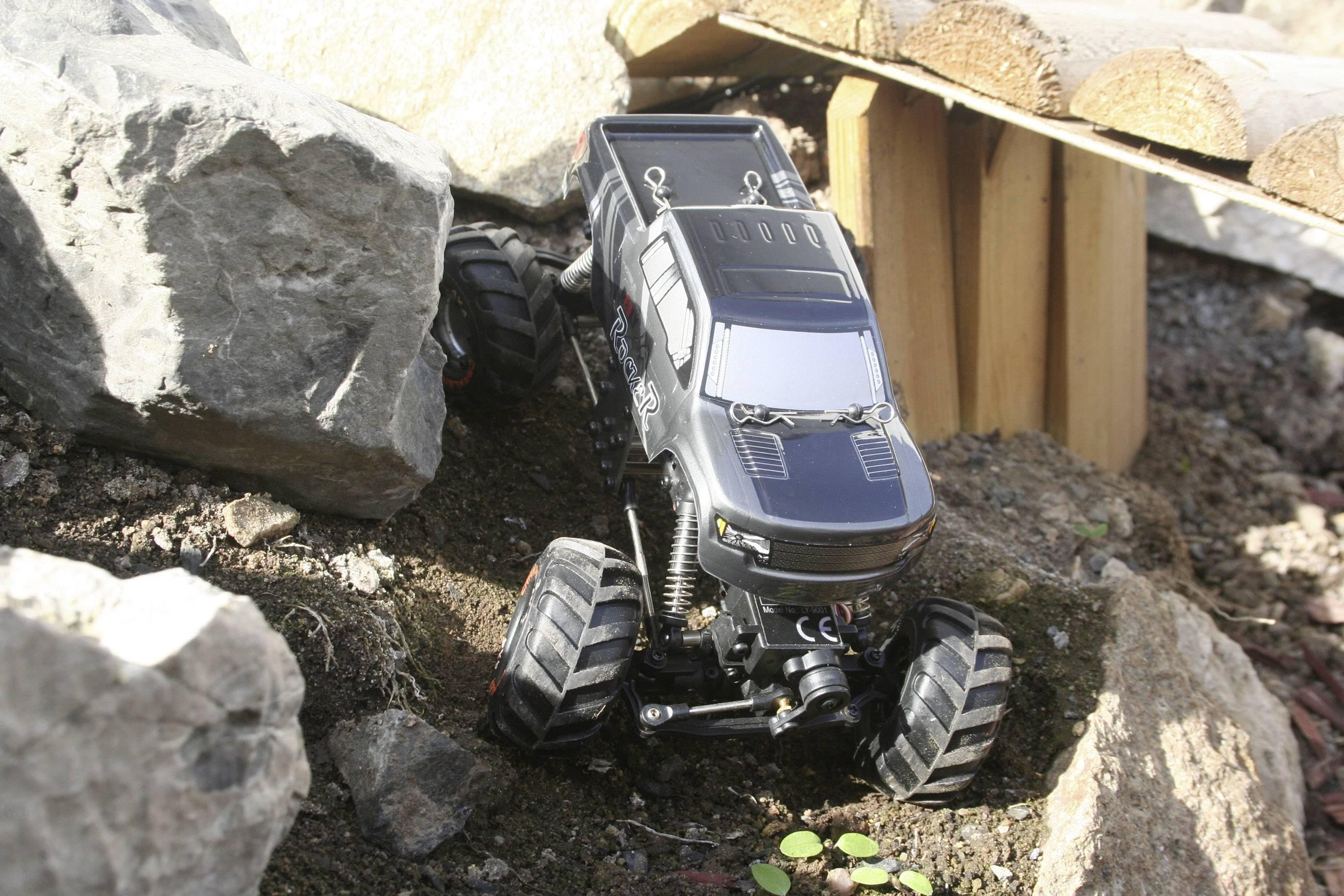 RC model auta Crawler Reely Rocker, 4WD RTR 2,4 GHz