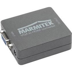 AV konvertor VGA zásuvka ⇔ HDMI zásuvka Marmitek Connect VH51 08267