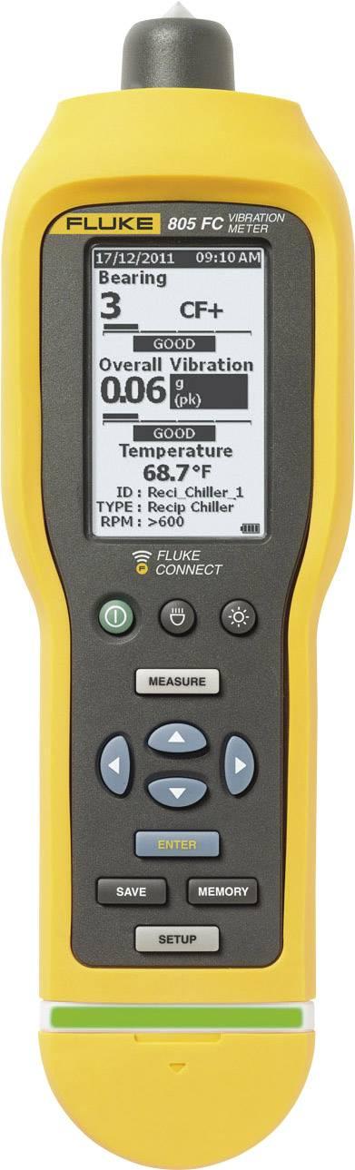 Měřič vibrací Fluke 805FC 4489229