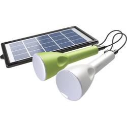 LED campingové osvětlení Sundaya JouLite 150 KIT2 3486, 95 g, zelená, bílá