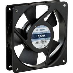 Axiální ventilátor SEPA KA1225HA2BMT KA1225HA2BMT, 230 V/AC, 40 dB, (d x š x v) 120 x 120 x 25 mm