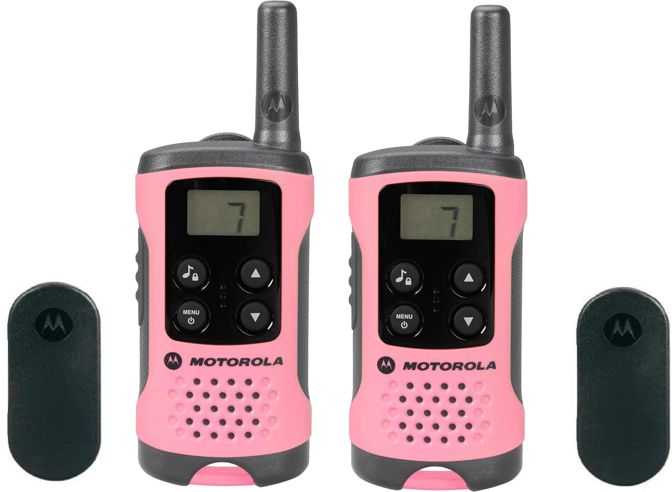 PMR radiostanice Motorola TLKR T41 P1MAA03A1BN, sada 2 ks