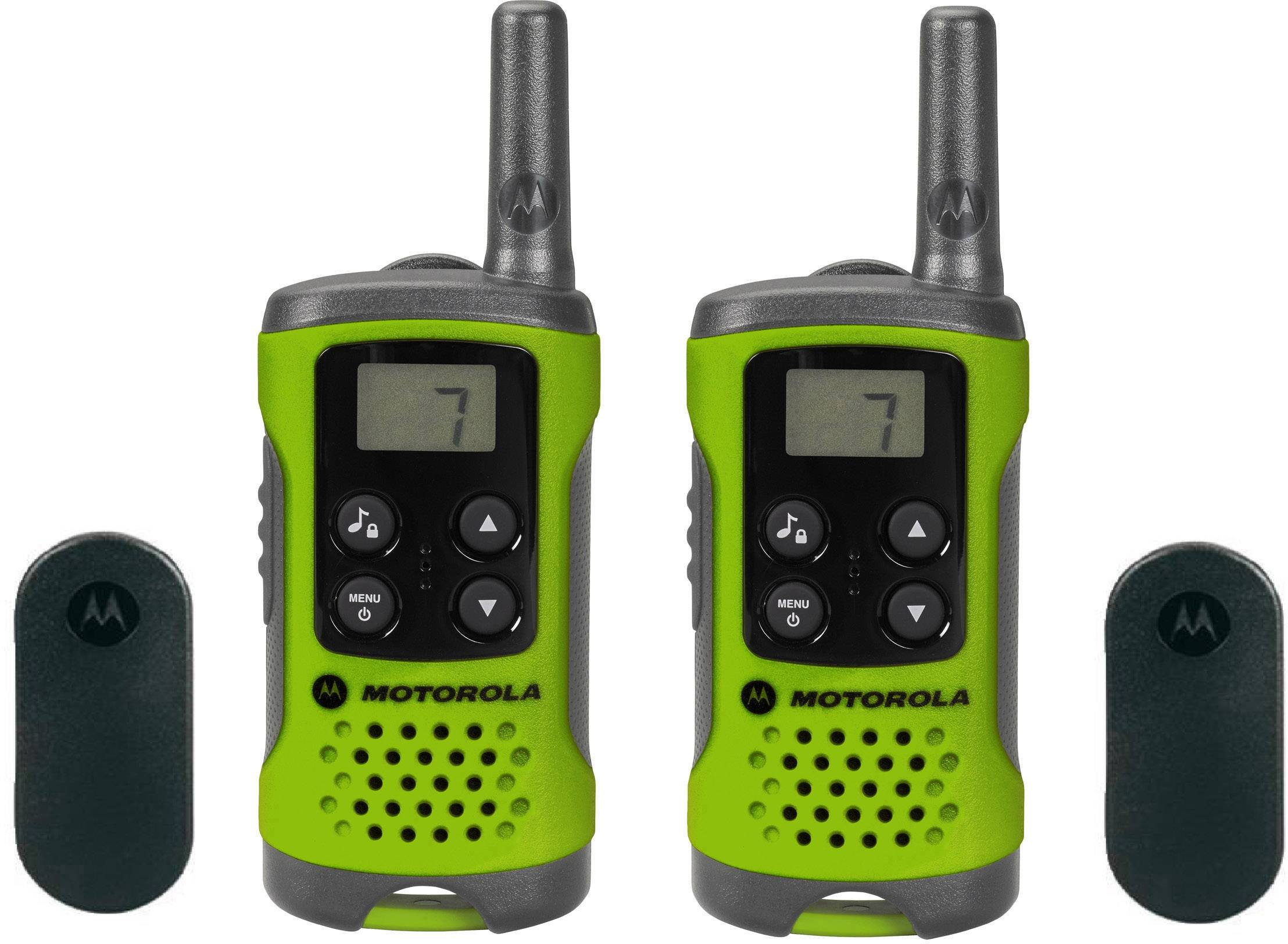 PMR radiostanice Motorola T41 P14MAA03A1BP, sada 2 ks