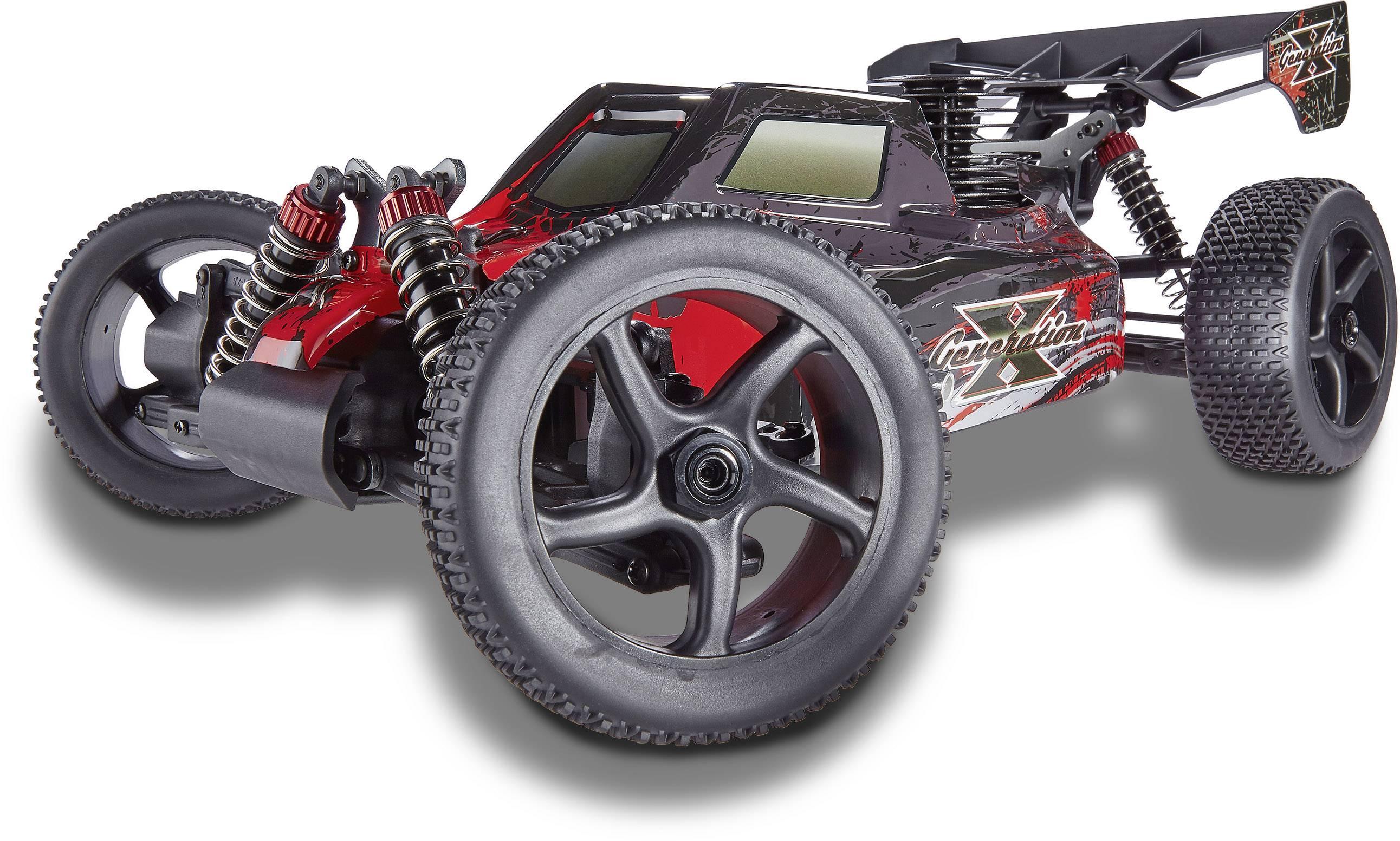 RC elektro modely áut