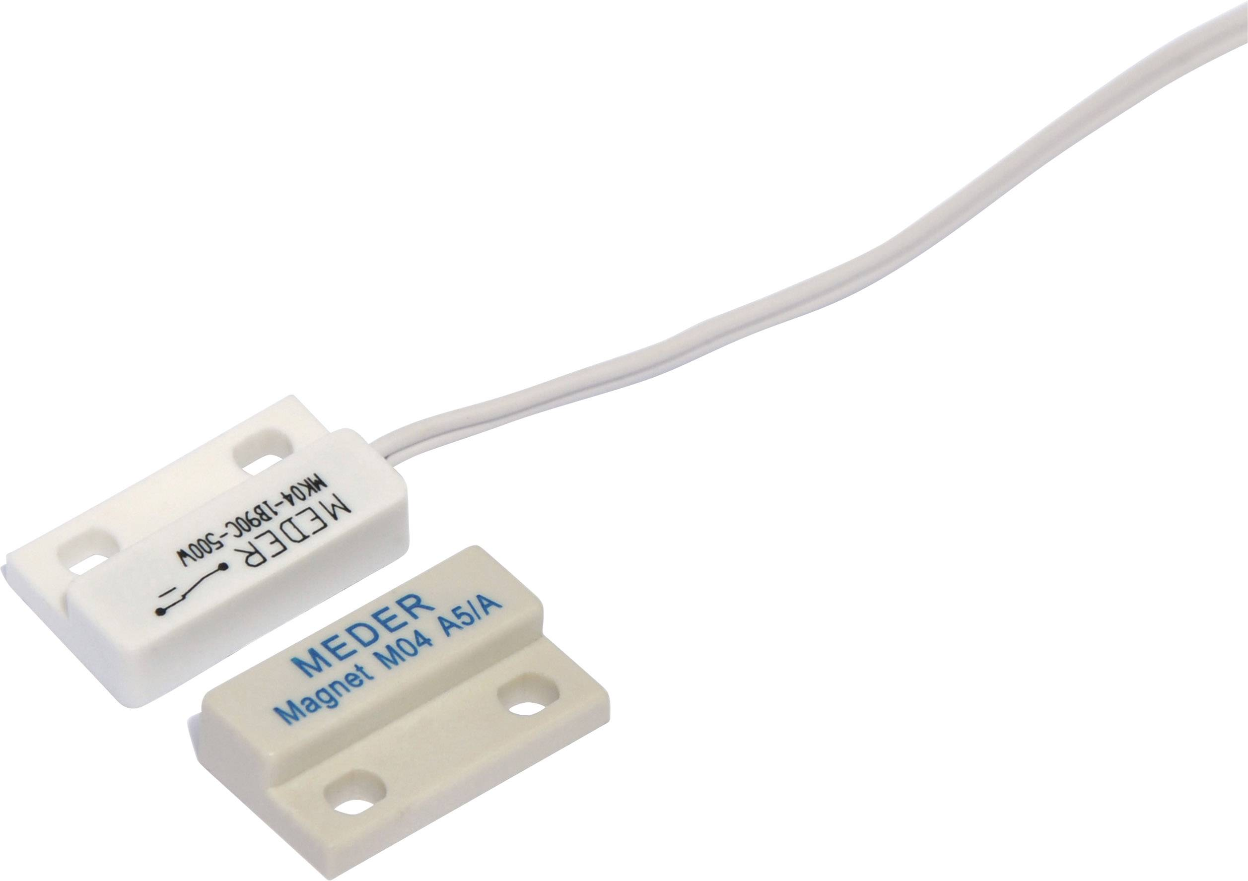 Jazyčkový kontakt StandexMeder Electronics 2240000001, 1 spínací, 180 V/DC, 180 V/AC, 0.5 A, 10 W