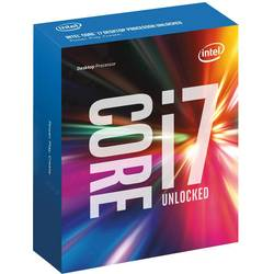 Procesor (CPU) v boxu Intel® Core™ i7 () 4 x 4.0 GHz Quad Core Socket: Intel® 1151 91 W