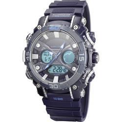 Outdoorové hodinky Renkforce YP12598-02, (Ø x v) 52 mm x 18 mm, modrá