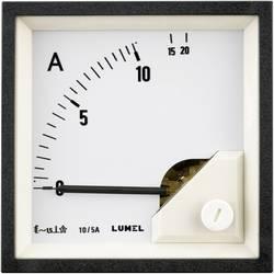 Panelové analógové meradlo Lumel EA17 250V 250 V/AC Otočný pliešok