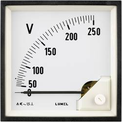 Panelové analógové meradlo Lumel EA19 400V