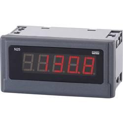 Digitálne panelové meradlo Lumel N25 S250000E0