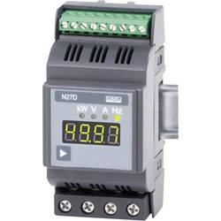 Digitálny multimeter na DIN lištu Lumel N27D 00E0 2,3 - 276 V / AC0,6 - 75 A / AC2 - 500 Hz± 31,5 kW