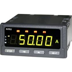 Programovateľné zabudované meracie zariadenie pre procesné signály, termočlánky a snímače teploty Lumel N30U 120000E0