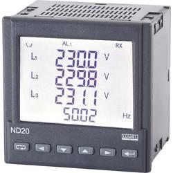 Univerzálne panelové meradlo Lumel ND20 220100E1