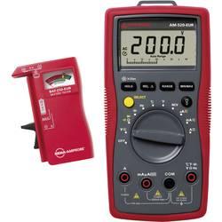Digitálny multimeter Beha AMPROBE AM-520-EUR + tester batérií BAT-250-EUR
