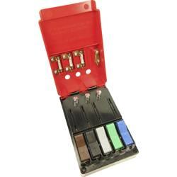 Merací adaptér Cliff CL18303 červená/čierna