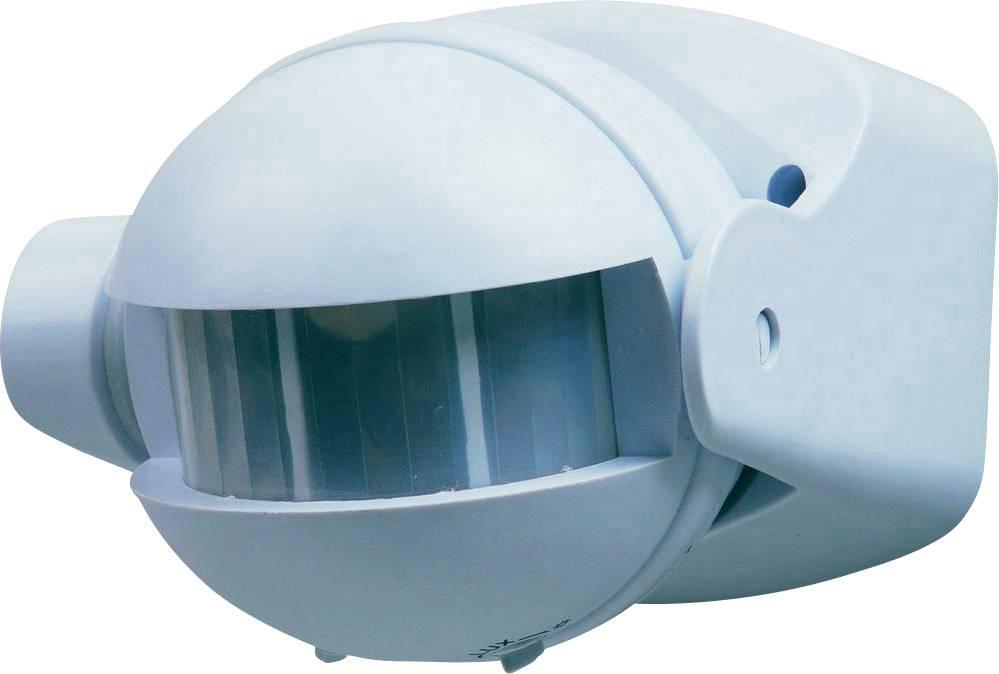 Senzor pohybu PIR Smartwares 10.017.10, 180 °, biela, IP44