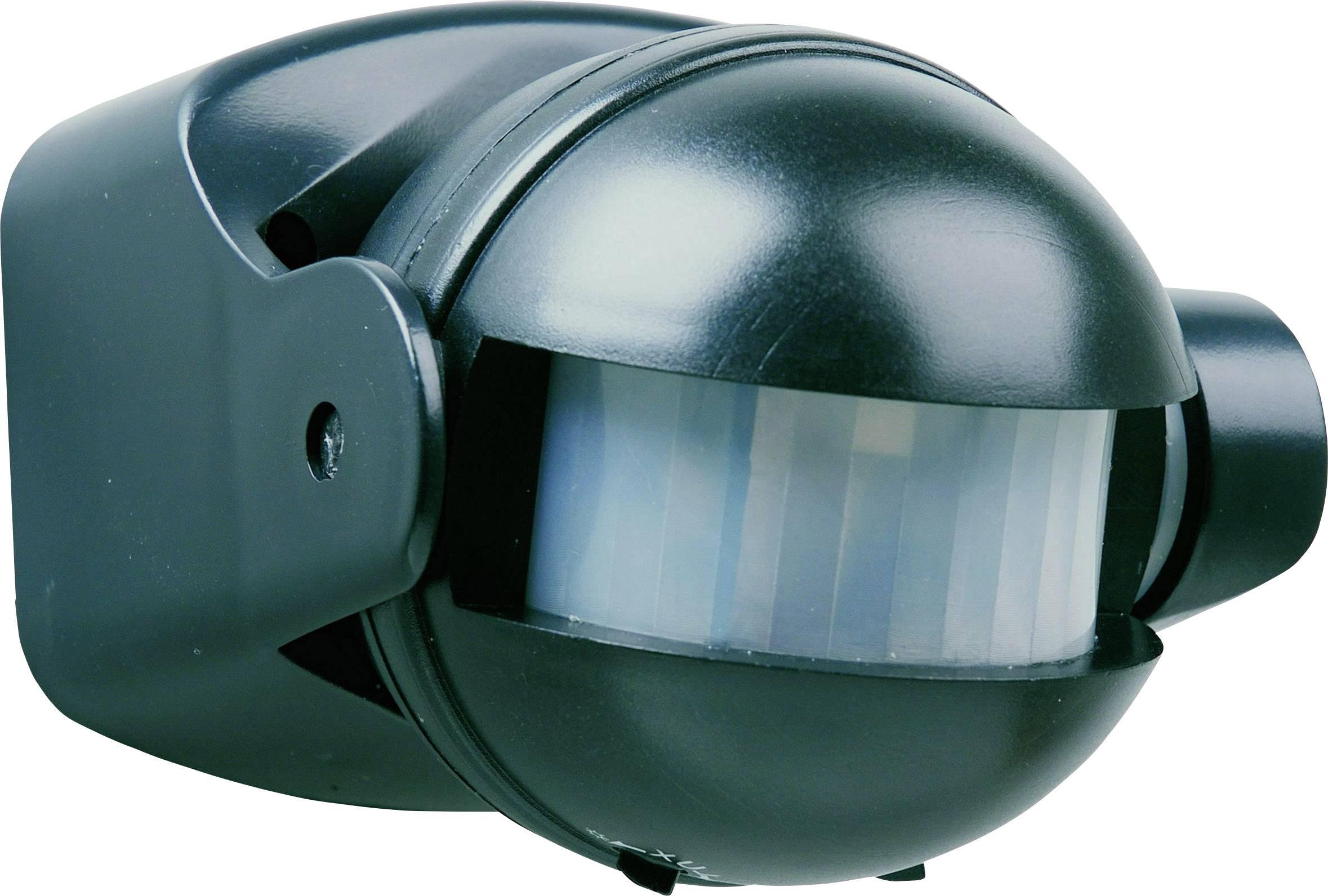 Detektor pohybu PIR Smartwares 10.017.11, 180 °, černá, IP44