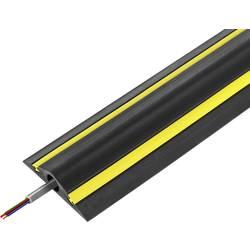 Káblový mostík Vulcascot VUS-065 VUS-065, (d x š x v) 4500 x 180 x 40 mm, čierna, 1 ks