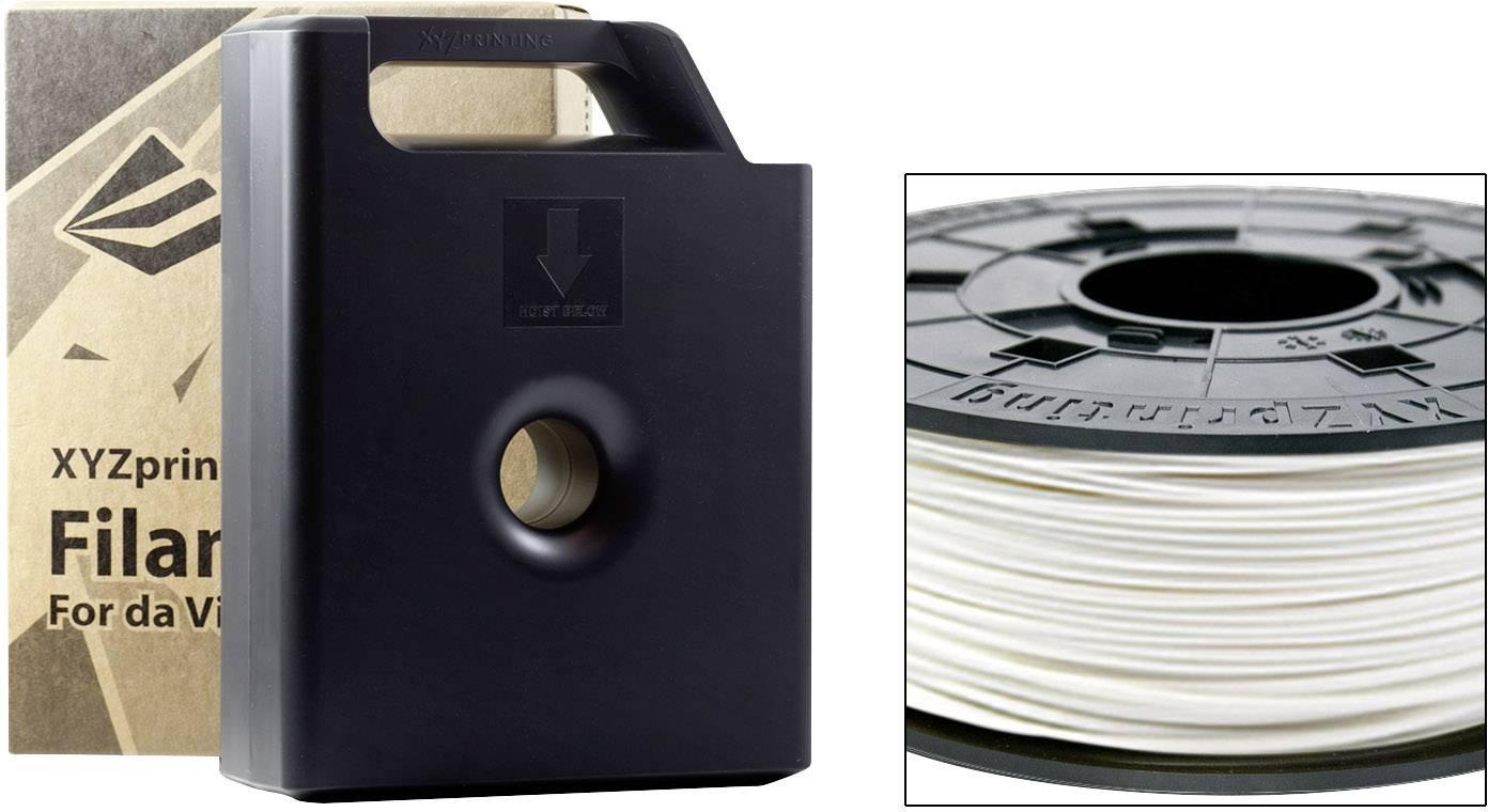 Vlákno pro 3D tiskárny XYZprinting RF10XXEUZZE, ABS plast, 1.75 mm, 600 g, sněhobílá