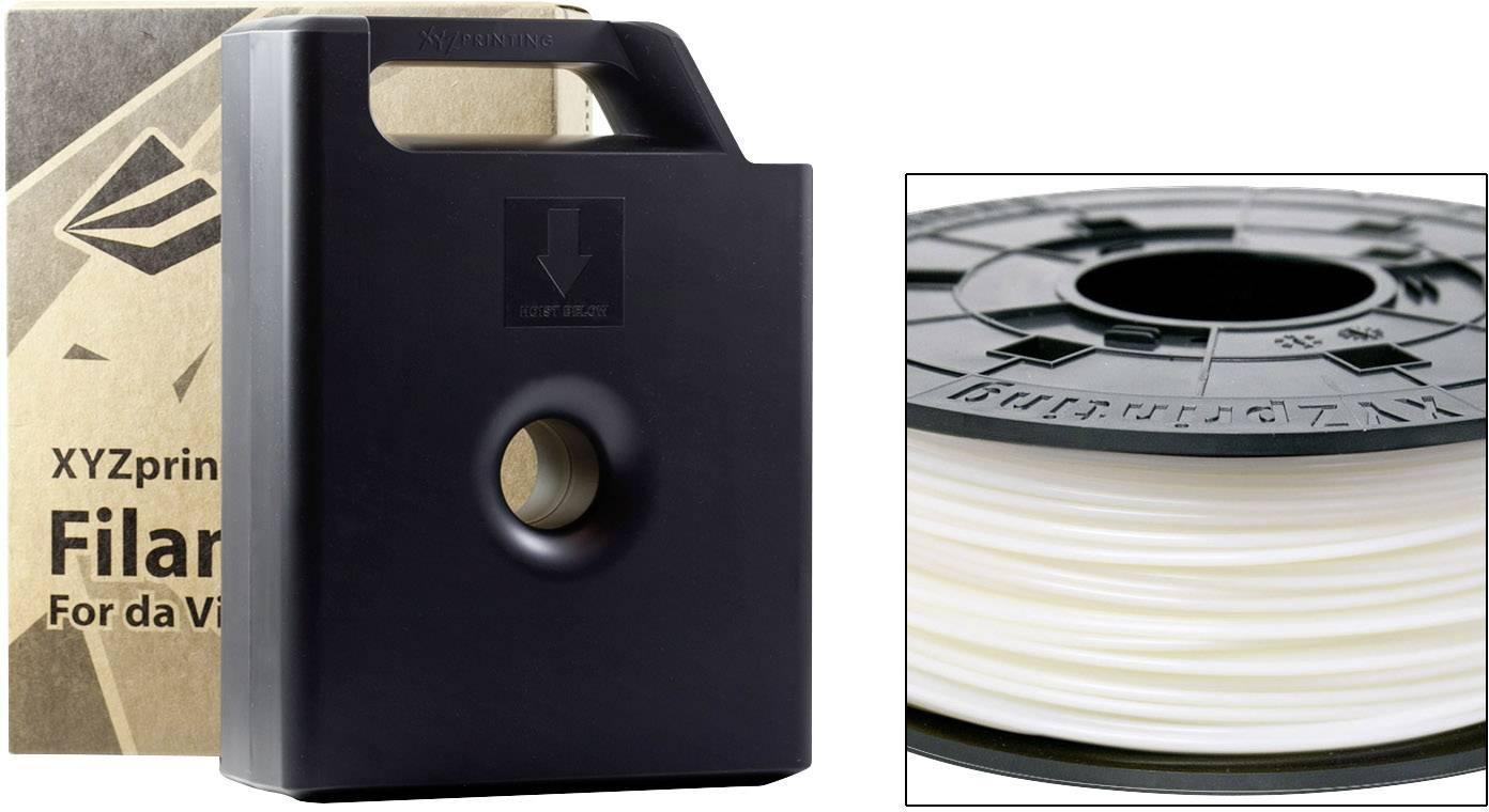 Vlákno pro 3D tiskárny XYZprinting RF10XXEU0CC, ABS plast, 1.75 mm, 600 g, přírodní