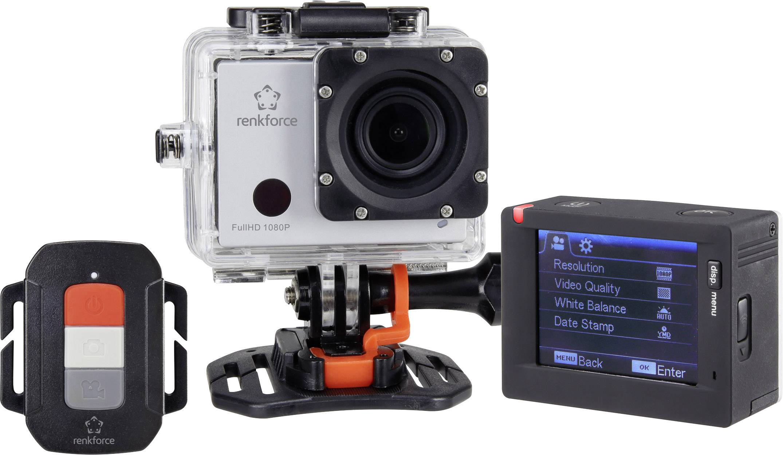Sportovní outdoorová kamera Renkforce AC-WR 5002