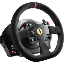 Volant Thrustmaster T300 Ferrari Integral Alcantara Edition PlayStation 4 černá vč. pedálů