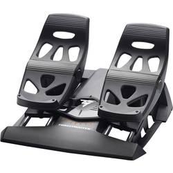 Destička na brzdový pedál Thrustmaster TFRP T.Flight Rudder Pedals USB, RJ12 PC, PlayStation 4 černá
