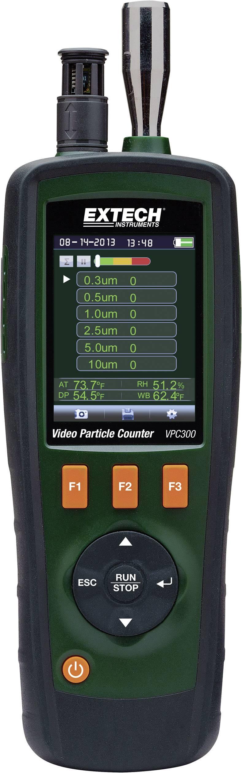 Multifunkční čítač částic Extech VPC300