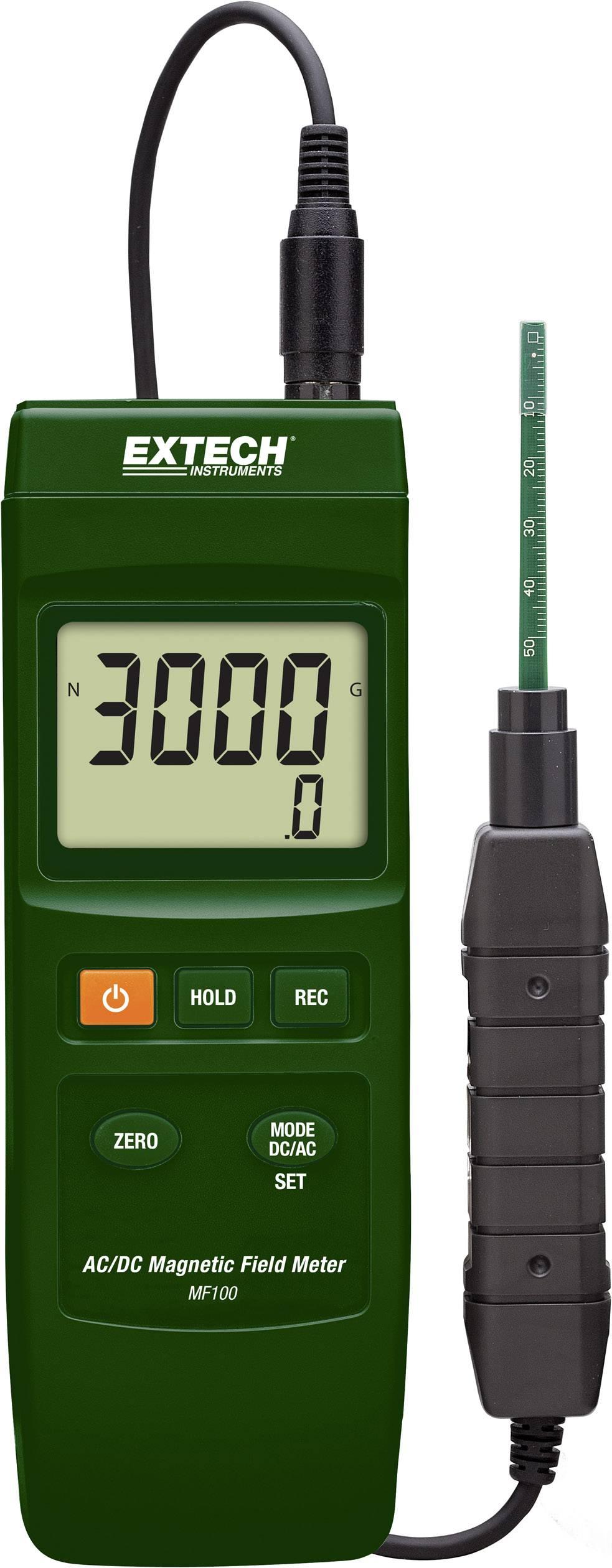 Prístroj na meranie magnetického poľa Extech MF100