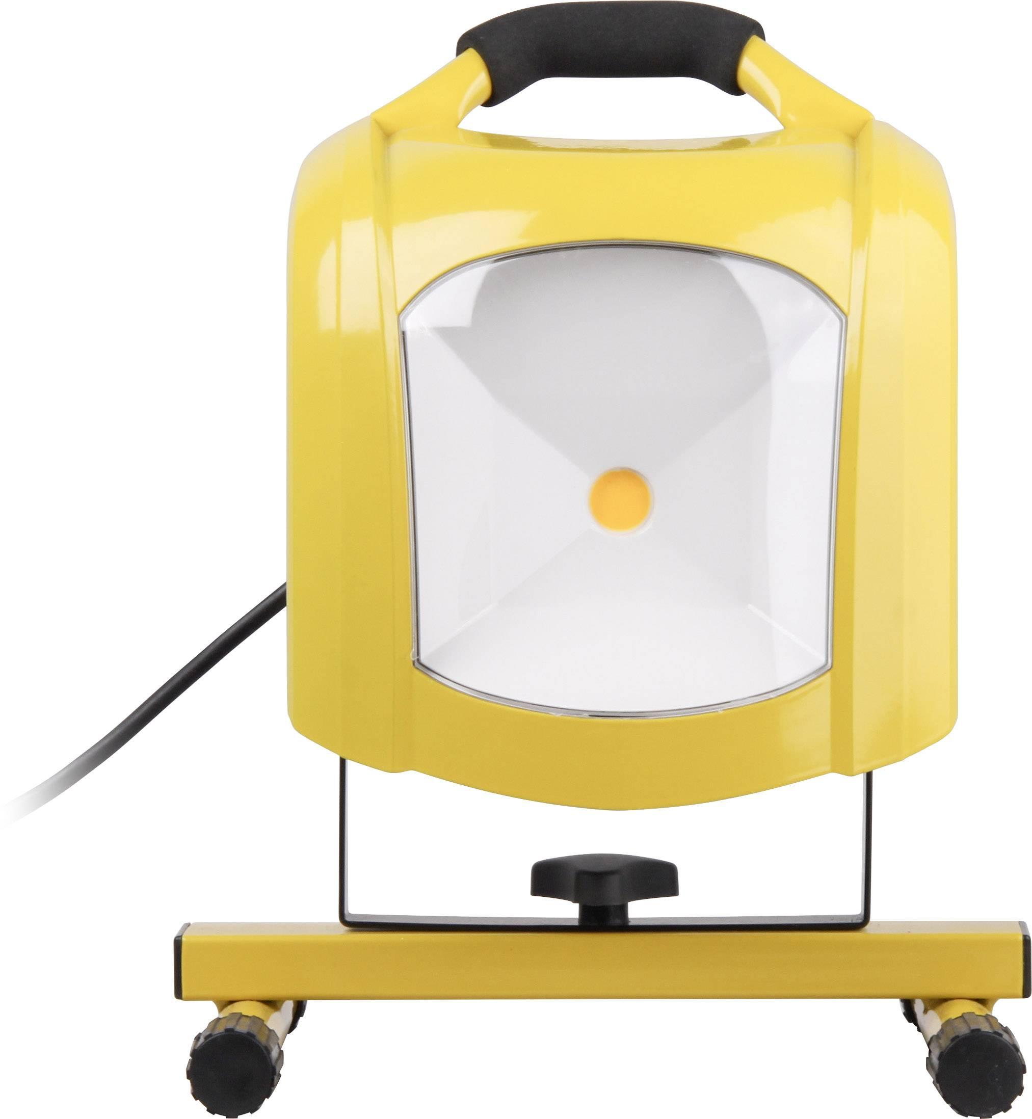 LED stavebný reflektor Smartwares Work Light Profi 10.021.07, 33 W, žltá
