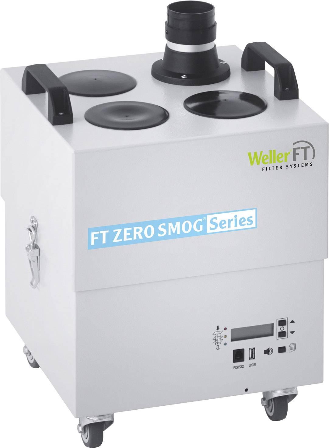 Odsávač dymu pri spájkovaní Weller Professional Zero Smog 4V, 275 W, 230 m³/h