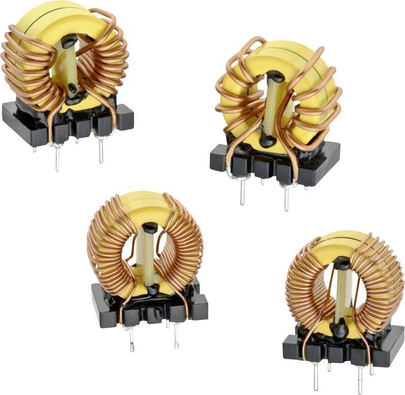 Síťová tlumivka Würth Elektronik WE-ExB 744844101, 100 µH, 14 A, 1 ks